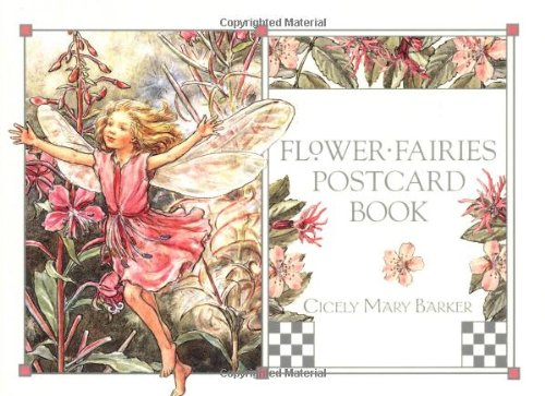 Flower-Fairies Postcard Book