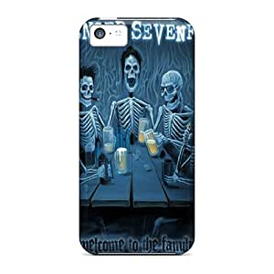 For Iphone 5c Tpu Phone Case Cover(avenged Sevenfold)