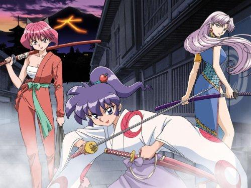 Moeyo Ken - OVA 02 - A Clash! A Monster of the Gion Festival
