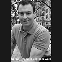 Cardio Treadmill Beginner Walk
