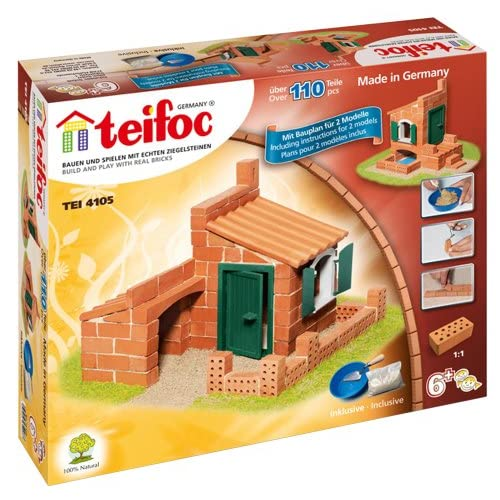faujas sas tei4105 jeu de construction teifoc ma 1ere maison outlet - Jeu De Construction De Maison Gratuit