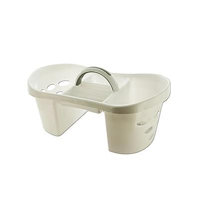 Kole Bath Caddy with Handle: Home & Kitchen