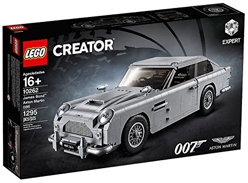 Amazon.com: LEGO Creator James Bond Aston Martin DB5: Clothing