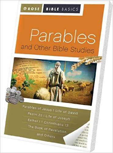 Parables & Other Studies (Rose Bible Basics) by Rose Publishing (2010-10-01)