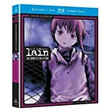 Serial Experiments Lain: Complete Series - Classic (Blu-ray/DVD Combo) by Funimation