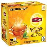 Caffeine In Lipton Natural Energy Tea