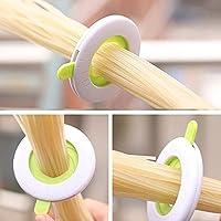 Medidor en 1 pieza ajustable para espaguetis