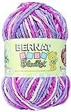 Bernat Baby Blanket Yarn, 10.5 Ounce, Pretty Girl, Single Ball