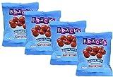 Brach's Sugar Free Cinnamon Hard Candy (Pack of 4) 3.5 oz Bags