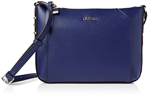 caff81c8a7ef GUESS Gia Lizard-Embossed Crossbody - Import It All