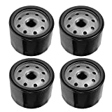 Anxingo Oil Filters for Briggs & Stratton 492932S 695396 696854 Briggs and Stratton Oil Filter (Pack of 4)