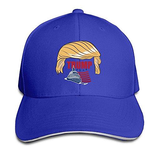 donald-trump-unisex-100-cotton-adjustable-trucker-cap-royalblue-one-size