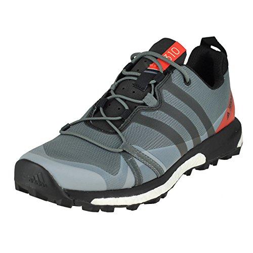 Shoes Bike Adidas Black (adidas outdoor Men's Terrex Agravic Vista Grey/Black/Energy Athletic Shoe)
