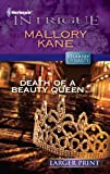 Death of a Beauty Queen, Mallory Kane, 0373746776