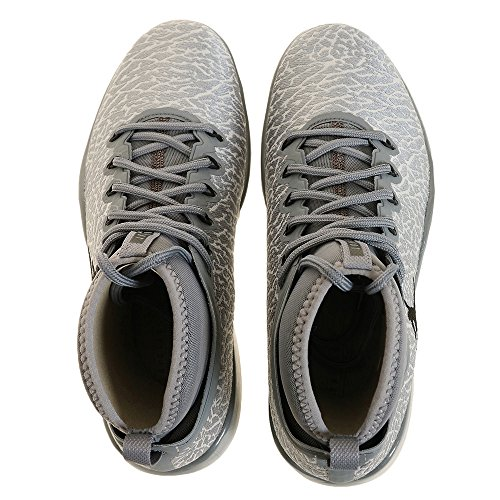 23 845402 Grey Grau Black Cool Herren 002 Basketballschuhe NIKE Infrared gcHqz6