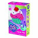 The Orb Factory Limited Plush Craft Cupcake Pillow