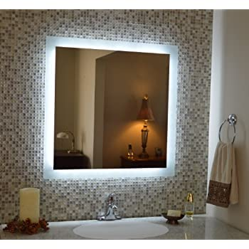 Mirrors And Marble MAM93030 Commercial Grade 30 X Side Lighted