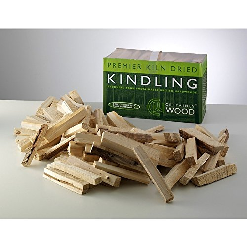 2 x Boxes of Kiln Dried Kindling Wood - Natural Firelighters for log burners, Firewood for Home fires, BBQ's, fire pits, Stove, Fireplaces BBQ's Highridge