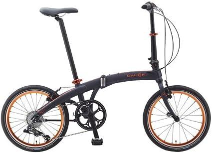 Dahon Bicicleta Plegable MU D9 Ágata para Bicicleta: Amazon.es: Deportes y aire libre