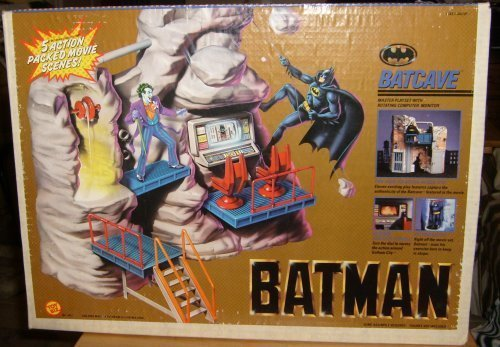 Batman Batcave Master Playset