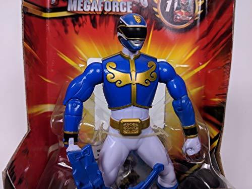 Power Ranger Megaforze - Figura de Batalla - Negro: Amazon ...
