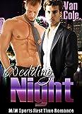 Wedding Night: MM Sports First Time Romance