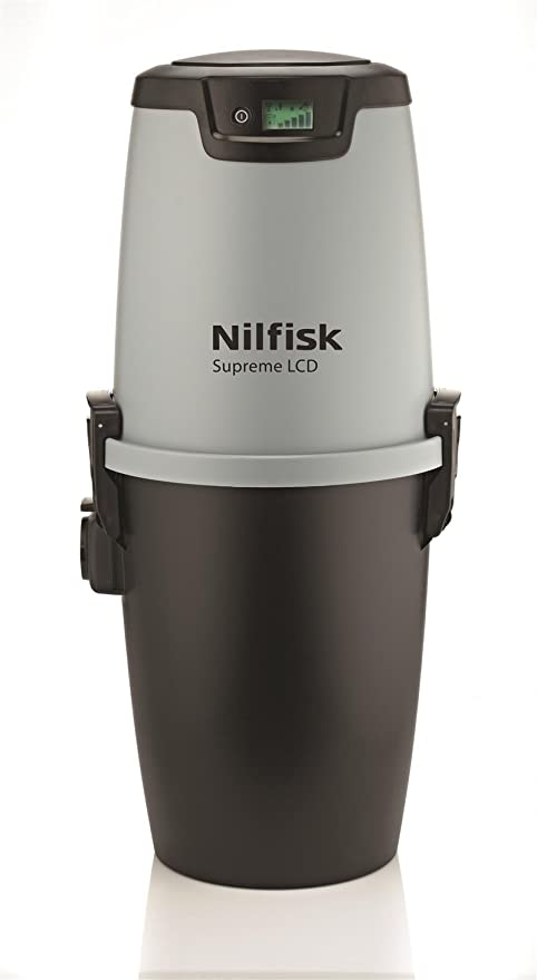 Nilfisk Supreme LCD Central Aspiradora: Amazon.es: Hogar