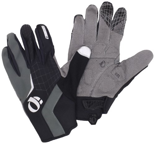 Pearl Spandex Gloves Izumi (Pearl Izumi Men's Cyclone Gel Glove, Black, X-Large)