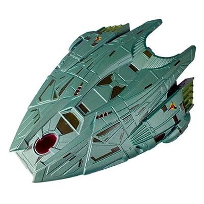 Star Trek Starships Issue 71 Goroth's Klingon Transport Ship by Eaglemoss