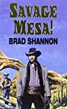 img - for Savage Mesa (Dales Western) book / textbook / text book