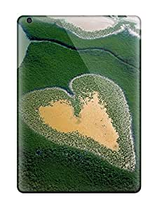 BdOPOyb12947DUaAT CharlesRaymondBaylor Landscape Durable Ipad Air Tpu Flexible Soft Case by icecream design