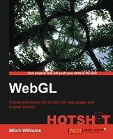 WebGL Hotshot Front Cover
