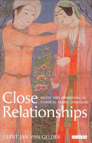 Close Relationships: Incest and Inbreeding in Classical Arabic Literature