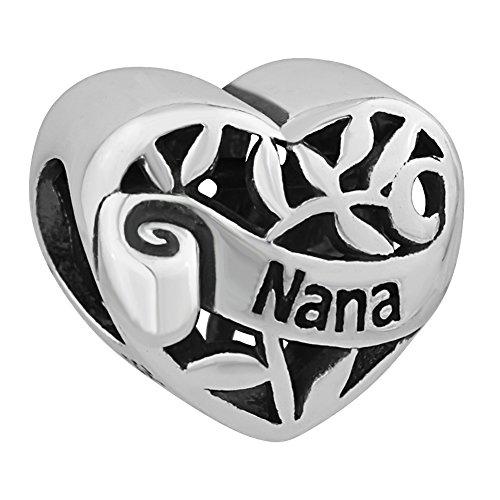 pandora nana charms