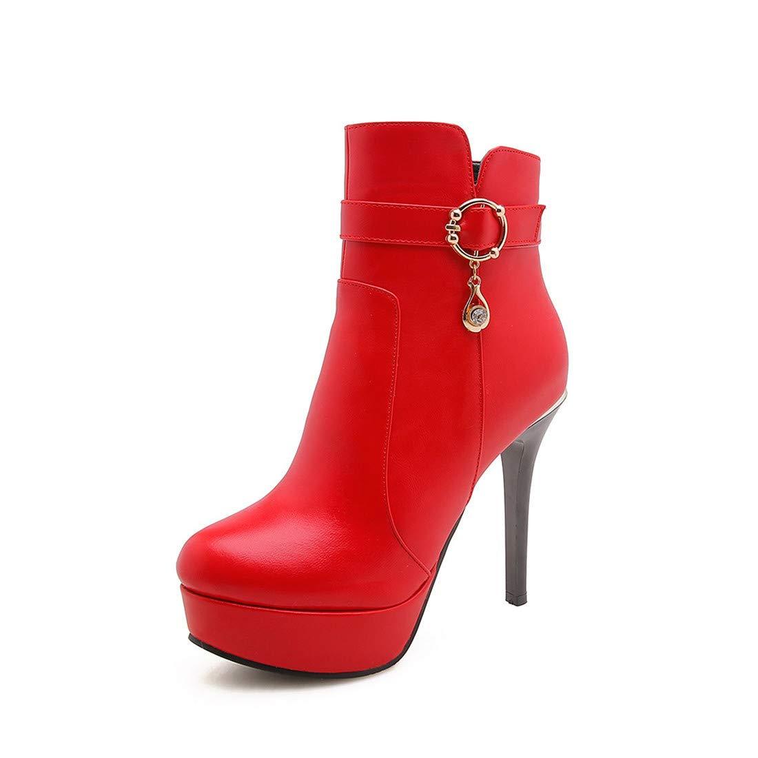 Stiefel  Schuhe für sexy Frauen aus Europa und Amerika  Damenstiefel mit hohen Absätzen
