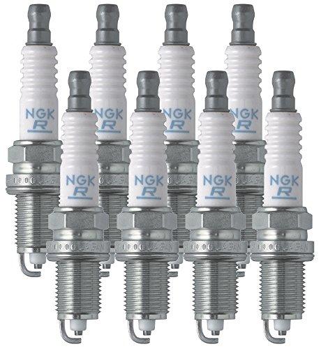 NGK (7131) BPR6ES Standard Spark Plug (8 Pack)
