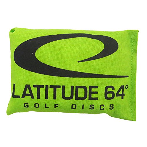 Latitude 64 Golf Discs Logo SportSack Disc Golf Grip Enhancer - Green