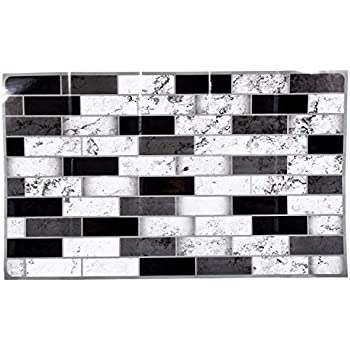 Amazon Com Cooking Concepts Backsplash Art Kitchen Bricks