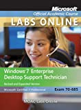 Windows 7 Enterprise Desktop Support Technician : Exam 70-685, Microsoft Official Academic Course Staff, 1118140222