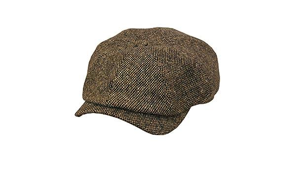 edb92866649 Wigens Hugo Newsboy Magee Classic Hat at Amazon Men s Clothing store