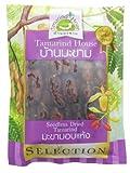 as tamarind fruit - Seedless Dried Sweet Tamarind Snack Natural Real Herbal Fruit Net Wt 90 G (3.17 Oz) Tamarind-house Brand X 3 Bags