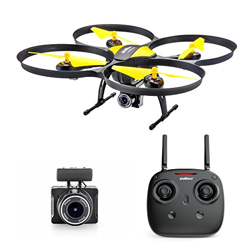 Altair 818 Hornet Beginner (FREE Expedited Shipping for Christmas!) FPV Camera Drone RC Quadcopter w/ Wide Angle 2MP Camera, Altitude Hold, 15 Min Flight, 3 Skill Lvls, FPV, For Indoors & Out