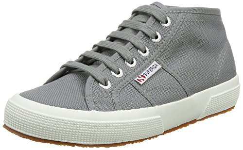 cheap sale reliable outlet store for sale Superga Unisex Adults' 2754 Cotu Hi-Top Trainers Grey (Grey Sage) cheap price factory outlet for cheap official sale online DASpDAn