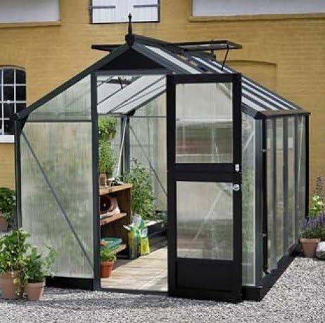 Invernadero policarbonato Compact 5 m²: Amazon.es: Jardín