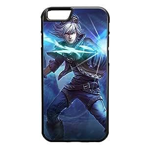 Ezreal-002 League of Legends LoL case cover for Apple iPhone 6 - Rubber Black