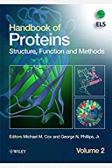 Handbook of Proteins: Structure, Function and Methods (2 volume set) Hardcover