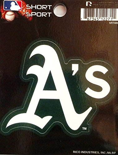 Oakland Athletics Gear (MLB Oakland Athletics Short Sport Decal)