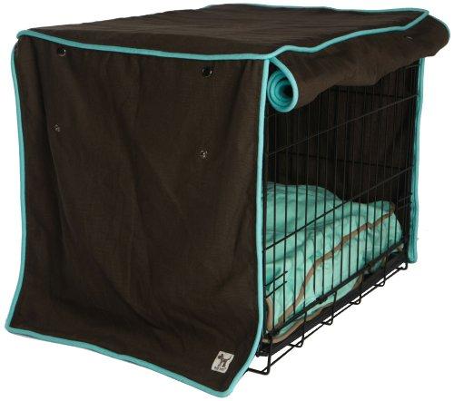 molly mutt landlside crate cover, medium, My Pet Supplies