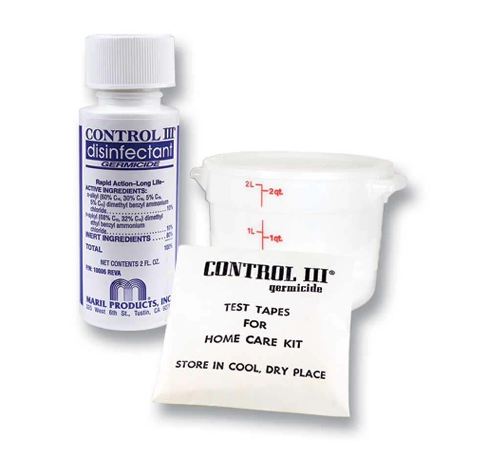 Control III® Home Care Kit