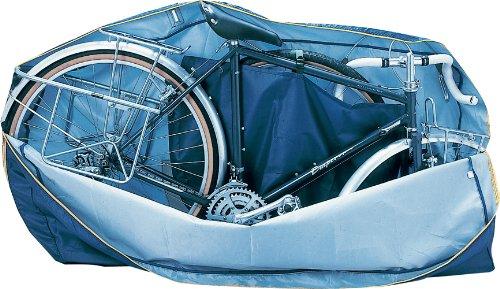 OSTRICH(オーストリッチ) 輪行袋 [超速FIVE] ネイビーブルー
